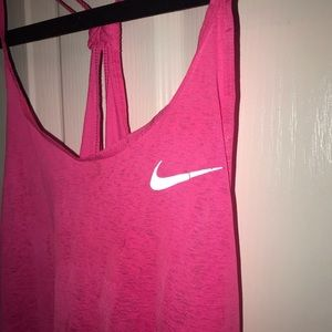 Nike Tops - Nike Dri-Fit Strappy Running Top